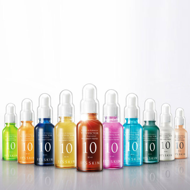 IT'S SKIN POWER 10 FORMULA Effector 30mL / 60mL - 13 High-Concentrated Essence