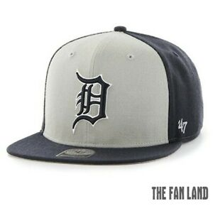 new style ad327 9948c Image is loading New-MLB-Detroit-Tigers-Sure-Shot-Accent-Captain-