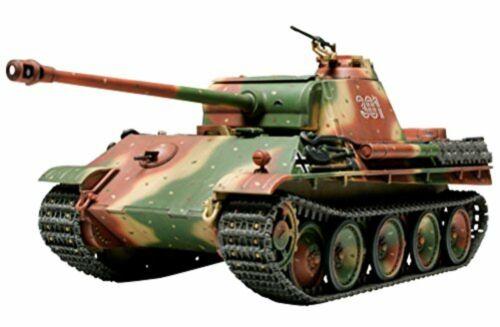 32520 Plastic model kit Japan Ausf.G Tamiya 1//48 No.20 German Panther Type G
