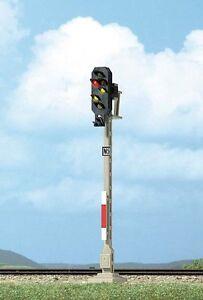 Busch 5833 HO Signal principal Signal d'arrêt #neuf emballage d'origine#