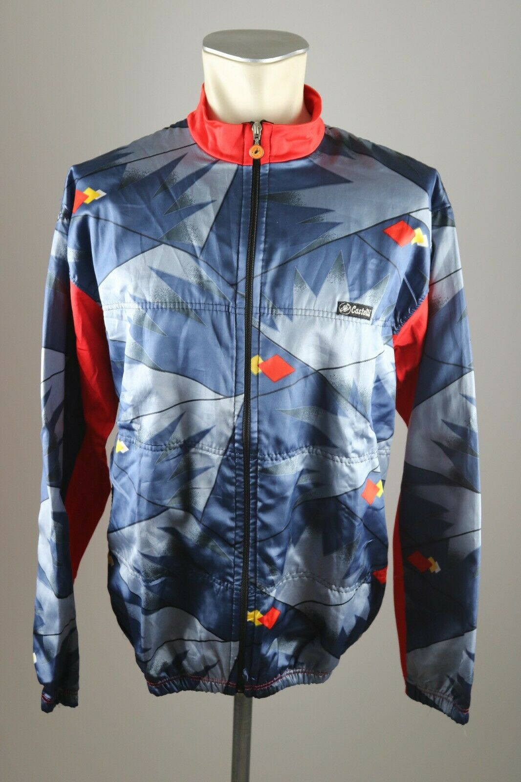 Castelli vintage 80s 80er rueda  chaqueta talla 5 V BW 57cm bike Cycling  Entrega gratuita y rápida disponible.