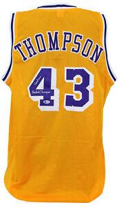 e9eab334c117 Image is loading Lakers-Mychal-Thompson-034-Showtime-034-Authentic-Signed-