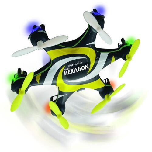 Revell RVLE09LL Nano Black//Yellow Hexacopter