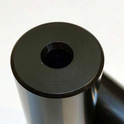 "Unthreaded Steel BMX Stunt Pegs —AUS STOCK— Bike Bicycle Peg Black 3//8/""-10mm"