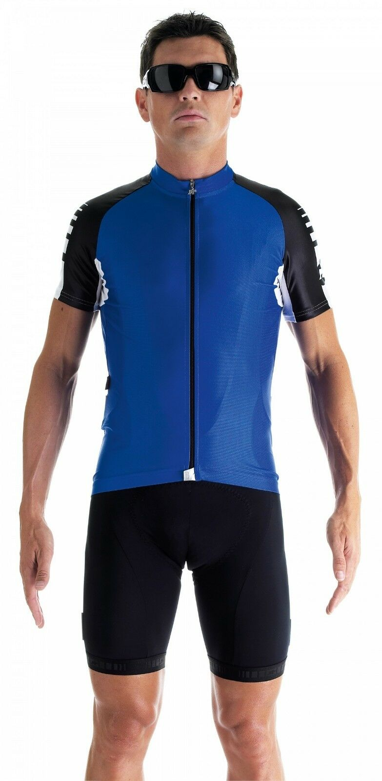 NEW Assos SS.UNO Men's Bike Cycling Short Sleeve Jersey XS Extra Small Col  blu
