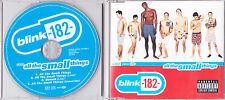 Blink 182 - All The Small Things - Scarce UK/European 4 track Enhanced CD2