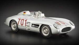 Mercedes-Benz-300-SLR-1955-Mille-Miglia-701-Ltd-Ed-of-2000-by-CMC-M-118