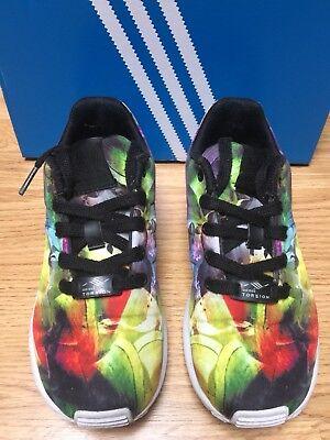 Adidas ZX FLUX K Scarpe Da Ginnastica BambinaBambino Tg.33,5   eBay