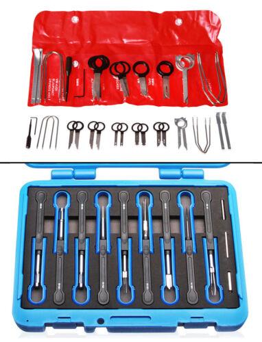 20tlg Einbau Ausbau Werkzeug Satz für Radio Entriegelung Auspin Ausbau-Werkzeug