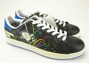 Details about New Adidas Adicolor Limited Edition Black BK4 Stan Smith II Trimm Dich Trimmy 11