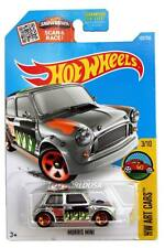 2016 Hot Wheels #193 HW Art Cars Morris Mini Zamac