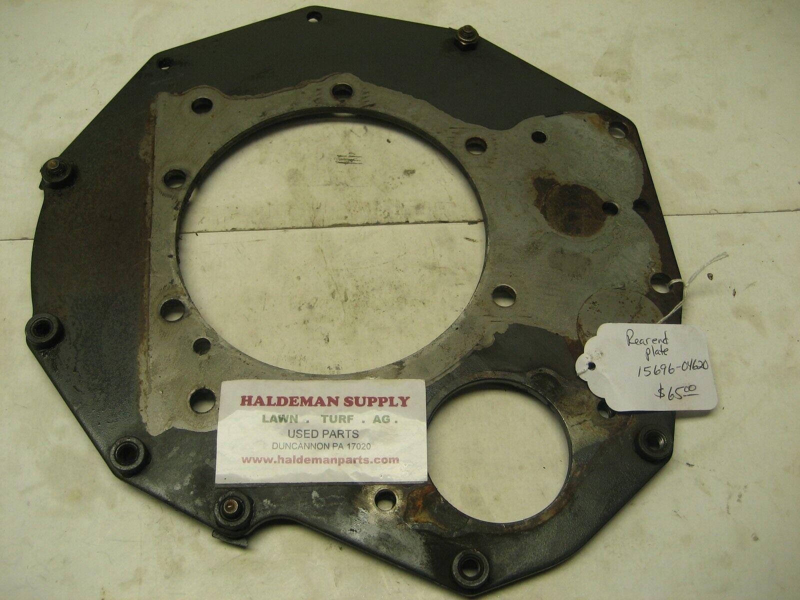 KUBOTA D1105 3 Cyl Diesel Motor Trasero Placa 15696-04620