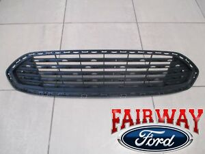 Fairway Ford Parts >> Details About 13 Thru 16 Fusion Oem Genuine Ford Parts Black Lower Grille Grill Assembly