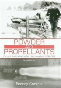 powder and propellants energetic materials at indian head
