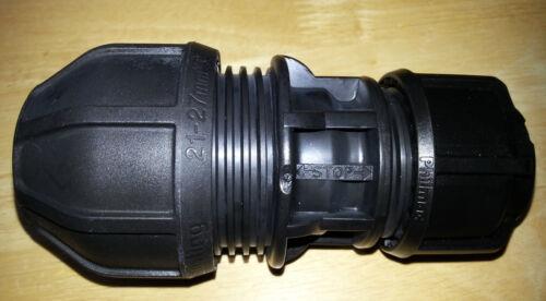 Water Pipe Repair Lead//copper//Plastic Philmac Universal Transition Coupler Leak