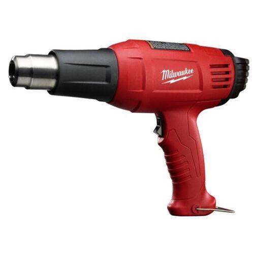 IN STOCK Milwaukee 8975-6 Heat Gun Dual temperature 570 and 1000 degrees F