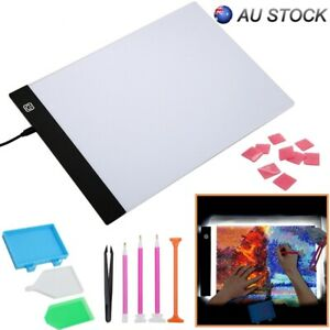 LED-Light-Pad-Light-Board-Stand-Holder-5D-Diamond-Adjustable-Painting-Tools-Kit