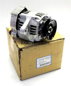 Details about Kubota KX121-3 , KX161-3 & U45-3 Excavator Alternator  Assembly - 1649564013