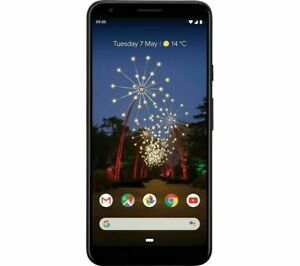 Google Pixel 3a XL 64GB Clearly White Unlocked 6 inch display G020C Smartphone