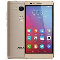 Huawei Honor 5x Dual Sim 16gb Smartphone 5.5'' Mobile Phone 4g Lte Gsm Unlocked