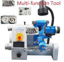 Free Shipping U3 R8 Coll Cutter Grinder Sharpener End Mill Lathe Bit Drill 220v