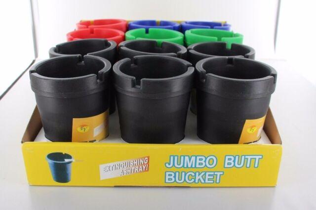 Jumbo Butt Bucket Ashtray Auto Car interior accessories cup holder