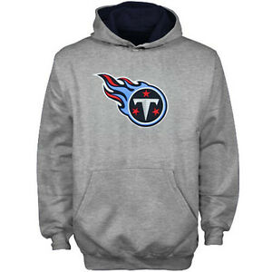 Wholesale Tennessee Titans YOUTH BOYS Sweatshirt Classic Logo Pullover Hoodie  for sale