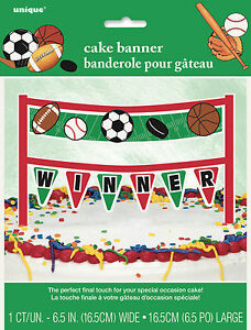 SPORTS-PARTY-SUPPLIES-CAKE-BANNER-FOR-SOCCER-WINNER-PARTY-CAKE-TOPPER-FOR-CAKE