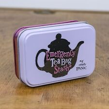 Borsa di Emergenza Tea Stash Novità Regalo Di Compleanno Idee per i suoi amici Lo