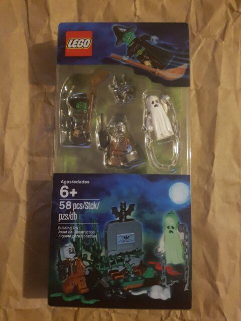 LEGO 850487 Halloween Minifigures & Accessories - BRAND NEW & RETIRED