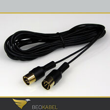 (4,70€/m) Powerlink Kabel MK3 dünn 5m für B&O BANG & OLUFSEN BeoSound BeoLab
