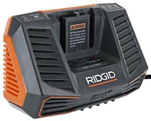 Ridgid R840095 18V lithium Gen5X Genuine OEM Dual Chemistry Battery Charger N122