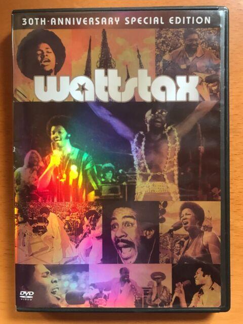 Wattstax von Mel Stuart 30th-Anniversary Special Edition DVD