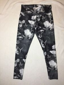 jockey women's workout yoga zumba pilates capri pants gray