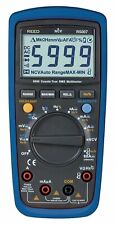 Reed Instruments R5007 True Rms Digital Multimeter With Ncv
