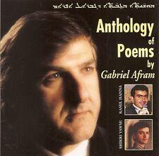 Anthology of Poems by Gabriel Afram [2 CDs]