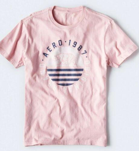 Aeropostale stripe graphic Woman T Shirt