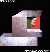 High Places - Original Colors [new Vinyl] Mp3 Download on sale