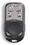 Verre Touch Radio-Interrupteur FUNKSCHALTER Remote point blanc Lux