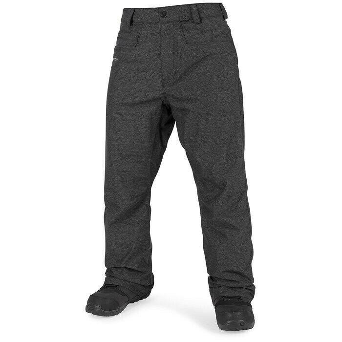 VOLCOM SNOW Män's Carbon Snow 2019 Pants - Färg BLK - Storlek Big - NWT
