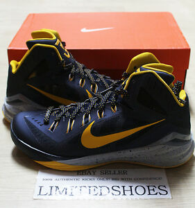 d4d2a6c1f073 NIKE HYPERDUNK 2014 PE PAUL GEORGE INDIANA PACERS 709907-470 US 11 ...