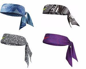 New Nike Print DriFit Reversible Head tie Skylar Diggins 2.0 Tennis ... da8be28c47d