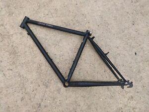 Saracen Tuff Trax Special Edition Mountain Bike Frame - Tange Chromo Steel Retro