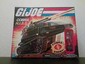 G.I. Joe Cobra H.I.S.S. Vehicle with Figure (Walmart Exclusive)