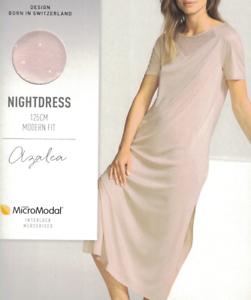huge selection of 173de 8dac4 Details zu CALIDA Damen Nachthemd lang Gr. S M L XL Nachtwäsche Micromodal  31330 - 061 F18