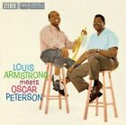 Louis Armstrong Meets Oscar Peterson 0602498840283 CD