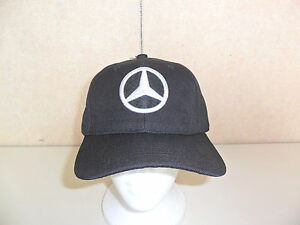 MERCEDES-BENZ-HAT-BLACK-FREE-SHIPPING-GREAT-GIFT