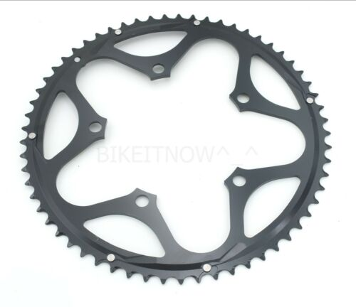 DRIVELINE Bike Bicycle Chainring 61//60//56//55//53T,fit BCD:130MM Crank