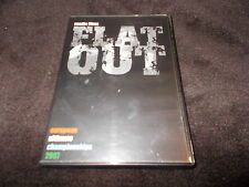 DVD A Roadie Film FLAT OUT European Ultimate Championship 2007 Tom Styles DISC 2