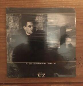 U2 7 Singles Joshua Tree Era 1987 US Releases ISHFWILF